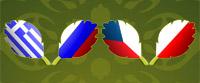 Grčka – Rusija | Češka – Poljska