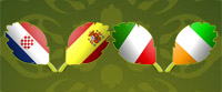 Hrvatska – Španija | Italija – Irska