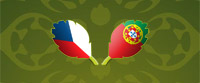 Češka – Portugal