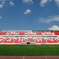 Fudbalski meč Srbija – Hrvatska na Čairu