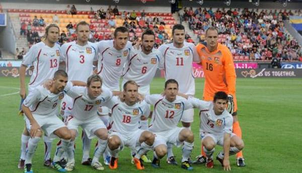 Češka – EURO 2012