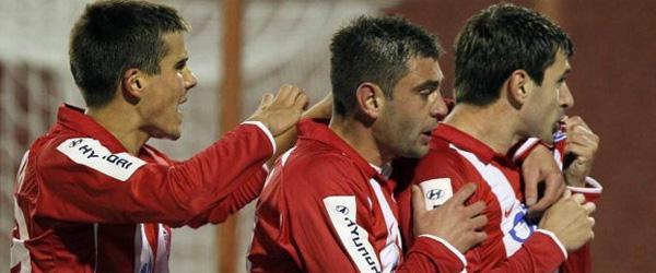 FK Crvena zvezda dolazi u Niš