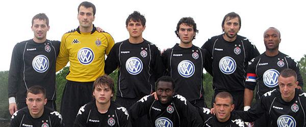 FK Partizan gostuje Sinđeliću
