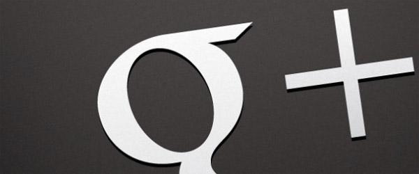 Novo na Google +