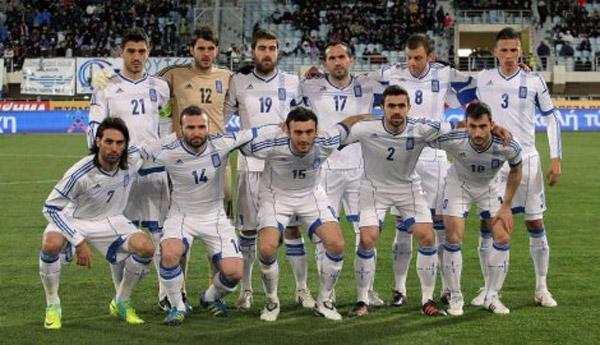 Grčka – EURO 2012