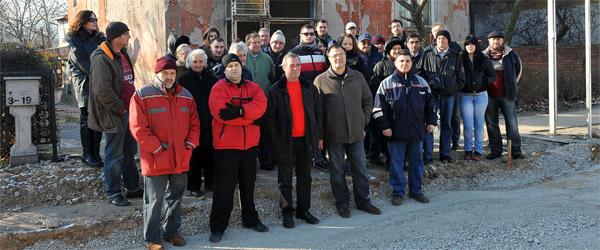 Gradske vlasti podržale građane