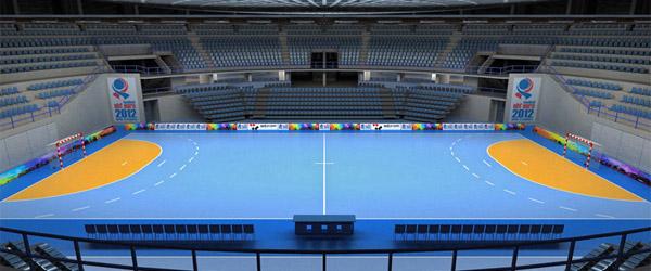 Dvorana će biti spremna za Evropsko prvenstvo