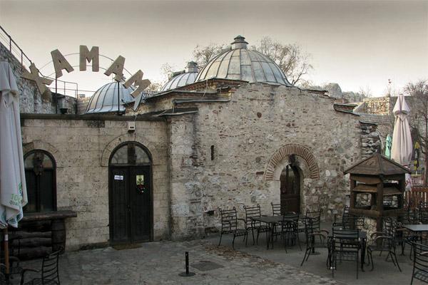 Hamam u Tvrđavi
