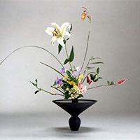 Demostracija ikebane u Nišu