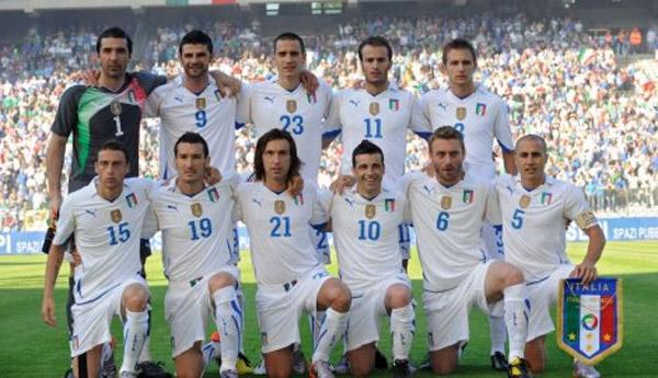 Italija – EURO 2012