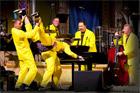 """Britanska atrakcija """"Jive Aces"""" na Nišvilu 2011"""