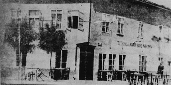 Ugostiteljske radnje u Nišu 1939. godine