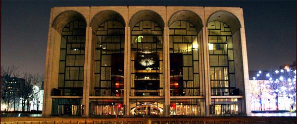 Radio prenosi iz Metropoliten Opere
