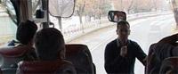 Gradonačelnik kao turistički vodič