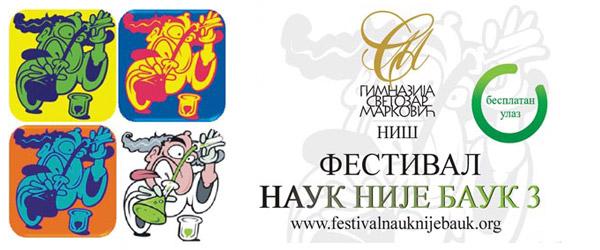 "Festival ""Nauk nije bauk"""