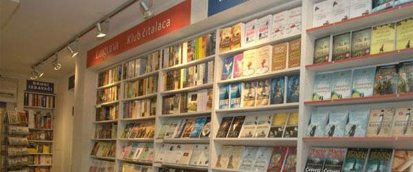 Nova Lagunina knjižara u Nišu