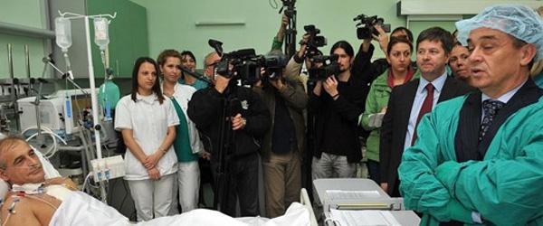 Operacije na otvorenom srcu u Nišu