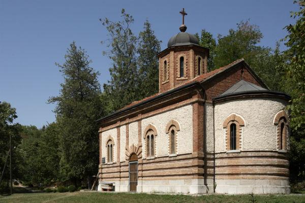 Manastir Svete Petke Iverice