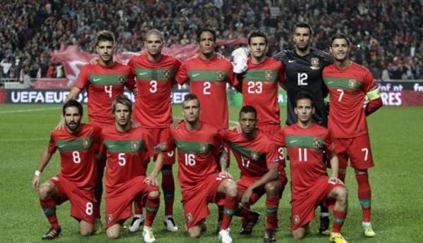 Portugal – EURO 2012