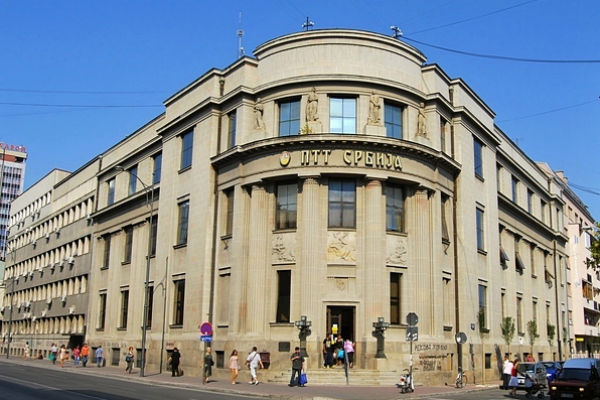 Zgrada glavne pošte