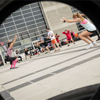 Reebok urban fitnes u Nišu