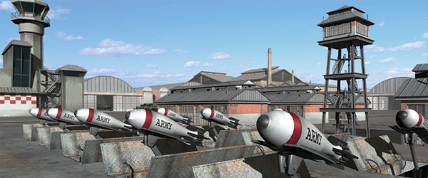 Ruska vojna baza u Nišu