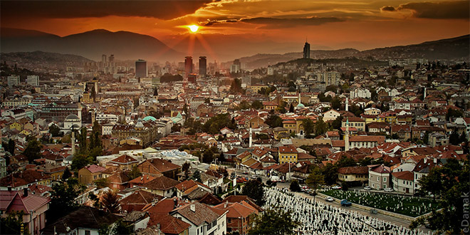 Posetite Sarajevo
