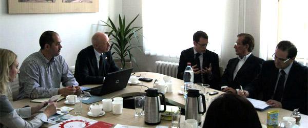 Sastanak sa udruženjem italijanskih preduzetnika