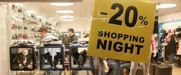Shopping Night u Nišu