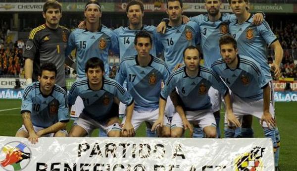 Španija – EURO 2012