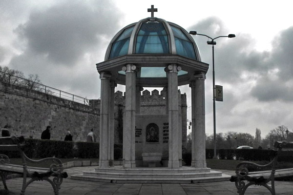 Spomen kapela