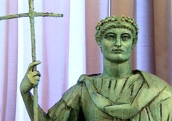 Spomenik caru Konstantinu u Nišu