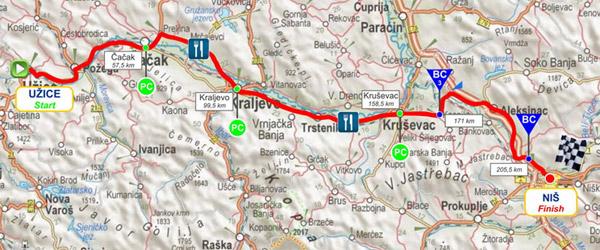 Tour De Serbie