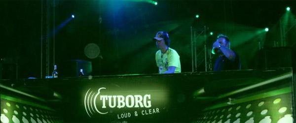 Tuborg PreExit 2011 u Nišu