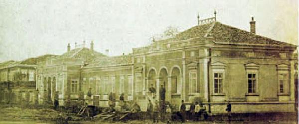 Letnja rezidencija Kralja Milana