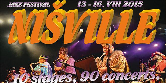 Nisville Jazz Volunteers @ Nišville 2015
