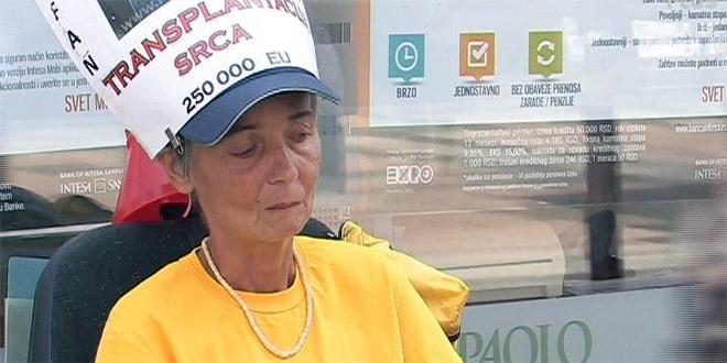 """Humanitarna akcija """"Kolica za Marinu Adamović"""""""