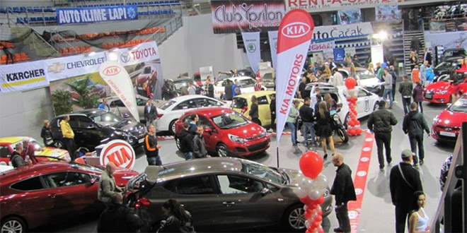Šesti Sajam automobila u Nišu početkom oktobra