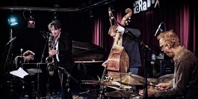 Yuri Honing Acoustic Quartet na Nišvilu