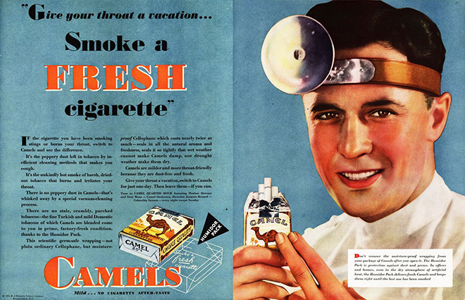 Reklama za cigarete
