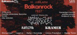 Balkanrock vikend u Nišu