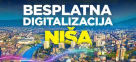 SBB nastavlja besplatnu digitalizaciju gradova