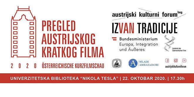 Austrijski kratki filmovi u Nišu